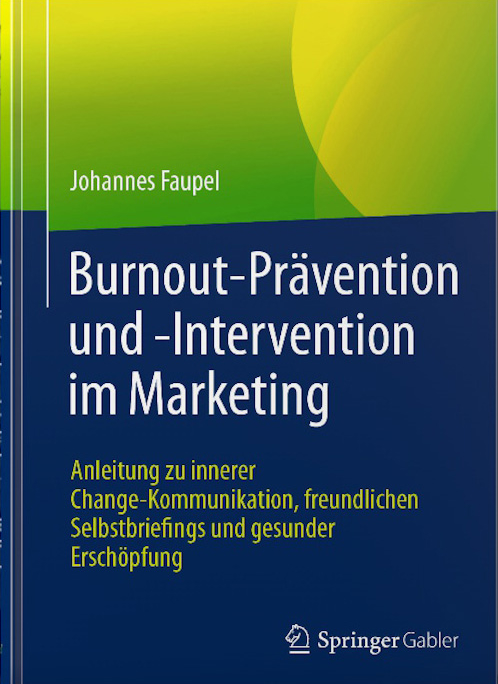 Burnout-Prävention und Intervention im Marketing